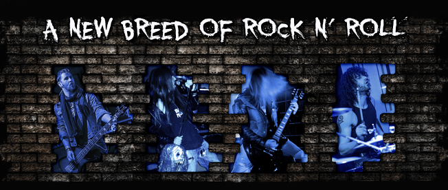 A New Breed of Rock N' Roll!